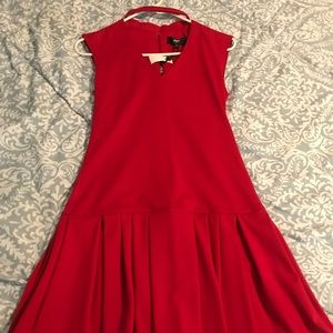 NWT ABS Red Dress